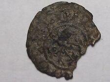 Ancient Coins: Federico Ii (1220-1250) Denaro. Messina Mint. #10