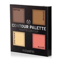 The Body Shop Contour Palette- Light/ Medium- Bronze, Define, Highlight, & Blush