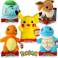 """Pokemon - 12"""" Plush Stuffed Animal Toy - Official & Licensed **FREE DELIVERY**"""