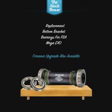 FSA MegaExo MTB Bottom Bracket replacement bearings quantity x 2 Mega Exo