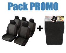 Housse siège auto universelle monospace 5 places + Tapis auto universel pack