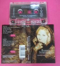 MC barbra streisand HIGHER GROUND 1997 holland COLUMBIA 4885324 no cd lp vhs dvd