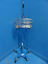 Ge Critikon 2033297 Dinamap Pro Series Monitor Blue Stand With Basket 15643