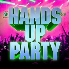 CD Hands Up Party von Various Artists 2CDs