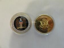CHALLENGE COIN FREE CAPSULE SHIPPING NSA NATIONAL SECURITY AGENCY WASHINGTON DC