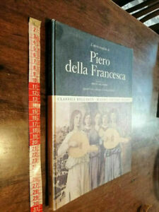 LIBRO -CLASSICI ARTE-DEL BUONO-DE VECCHI-PIERO DELLA FRANCESCA