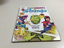 COMICS  EO REVUE SPECIAL ORIGINES STRANGE N° 196 BIS