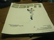 "Derek Jeter ESPN Magazine Oct 2014 ISSUE   ""HOF Legion / NY Yankee"""
