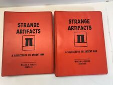 "***2 Volume ""Strange Artifact"" by W.R. Corliss***"