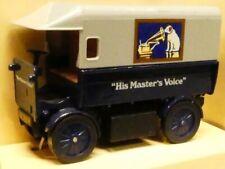 Matchbox Yesteryear Walker 1919 Electric Van His Masters Voice Y29