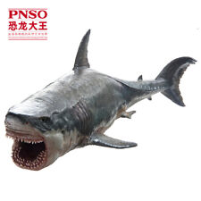 Rare Megalodon prehistoric sharks Dinosaurs Model toy Figure PNSO New In Box