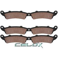 Front Rear Brake Pads For Honda ST1300 2002 2003 2004 2005 2006 2007