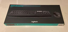 Logitech PERFORMANCE MK850 Advanced Keyboard & Mouse 920-008219 Brand NEW Sealed