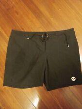 Roxy Board Shorts Black Size Medium