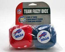 NFL Fuzzy Dice, Buffalo Bills, NEW