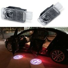 2X LED Logo Lights Ghost Shadow Projector Car Step Door Courtesy Laser For VW