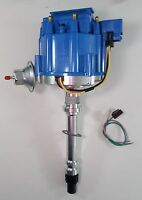 CHEVY SMALL & BIG BLOCK 283-305-327-350-396-400-427-454-502 BLUE HEI Distributor