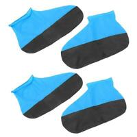 Elastic Waterproof Shoe Cover Rubber Rain Overshoes Dustproof Shoes Protector!!