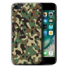 Étuis, housses et coques verts iPhone 7 en silicone, caoutchouc, gel pour téléphone mobile et assistant personnel (PDA)