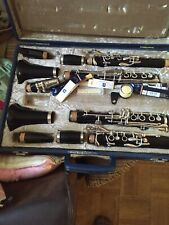 boosey and hawkes clarinets Pair Imperial 926 Bb&A Wood Clarinets