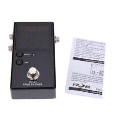 Andoer Guitar Bass Violin Ukelele Mini Pedal Tuner S3P8