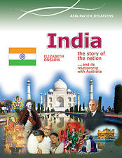 INDIA: THE STORY OF THE NATION - BOOK  9780864271358