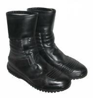WOW!!! Herren- Motorradstiefel / Biker- Boots / Stiefel in schwarz ca. Gr. 41,5