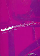 Conflict Management- A Practical Guide. Peter Condliffe. 2nd Edition