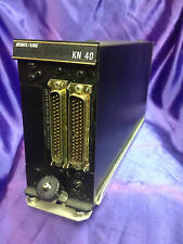 King KN-40 Nav Receiver with tray and  8130 form  066-01130-0501