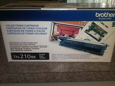 2 GENUINE Brother HL-3070CW HL-3040CN MFC 9120 PRINTER BLACK Toner TN210 TN210BK