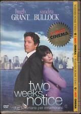 Two Weeks Notice DVD Orlando Bloom / Mark Heap Nuovo Sigillato