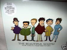 BEAUTIFUL SOUTH-HOW LONGS A TEAR TAKE TO DRY 3 TRKS CD2 870 832-2 MINT UK CD