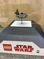 Lego Star Wars Shop Display-MILLENNIUM FALCON & Chewbacca