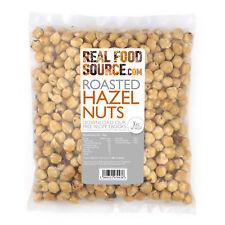 RealFoodSource - Roasted Whole Hazelnuts 1kg