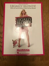 Legally Blonde : Piano/ Vocal Selections, Paperback by O'Keefe, Laurence (COP...