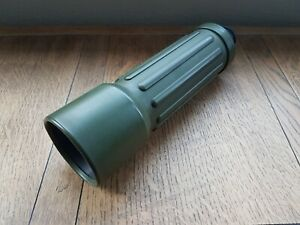 Optolyth 30 X 75 Ceralin Rubber Armed Scope Leather Case  WEST GERMANY
