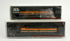 CON COR N SCALE GREAT NORTHERN PA/PB-1 DUMMY DIESEL ENGINE SET