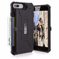 UAG iPhone 7 Plus / iPhone 6 Plus [5.5-inch screen] Trooper Card Case [BLACK]