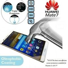 100% Genuine Tempered Glass 9H Screen Protector MT7-L09 For Huawei Ascend Mate 7