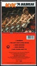 "AC-DC ""74 Jailbreak"" (CD Digipack) 1976-remaster 2003 NEUF"