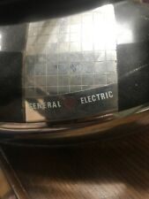 Vintage GE Iron Spray Steam Dry 16F60 Chrome General Electric