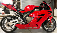 2006 Honda CBR1000 RR with Private CBR Plate