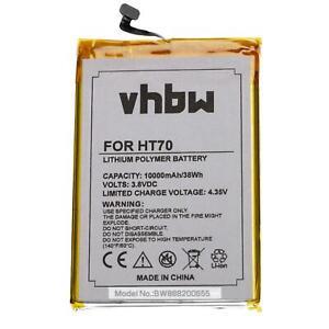 Batterie 10000mAh Li-Po pour HomTom HT70