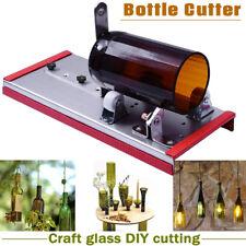 1x Glass Wine Bottle Cutter Cutting Machine Jar DIY Kit Craft Recycle Tool