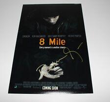 8 Mile Movie Poster 24inx36in