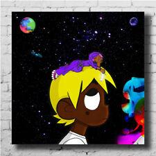 The World Mixtape Hip Hop  Cover Silk Poster 14x21 24x36 G-212 Lil Uzi Vert vs
