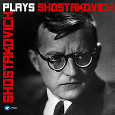 Dmitri Shostakovich : Shostakovich Plays Shostakovich CD (2015) ***NEW***