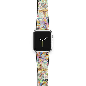 Apple Watch Band Disney Series SE 6 5 4 3 iWatch 40 44 38 40 World Mickey Mouse