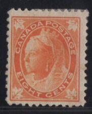 MOTON114   #72 Leaf 8c Canada mint