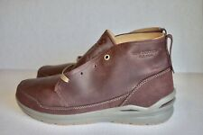 New Balance Men's Outdoor Chukka Boots Bitter Chocolate Leather Suede Size 11.5